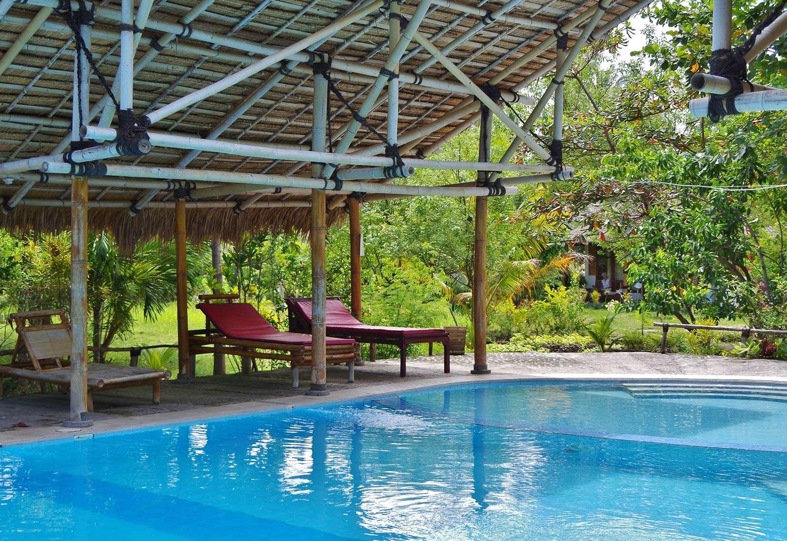 Budi Sun Resort Pool