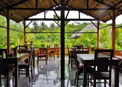 Restaurant Budi Sun Resort
